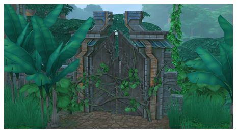 Sims 4 Jungle Avonturen lessen 15