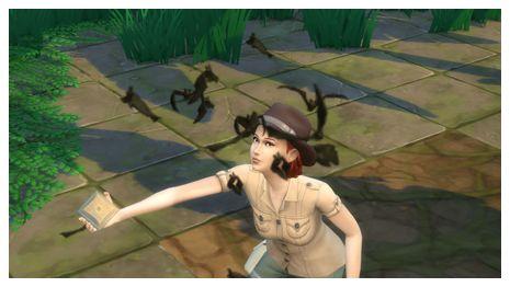 Sims 4 Jungle Avonturen lessen 16