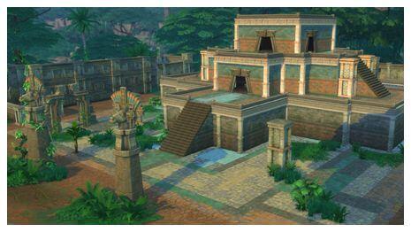Sims 4 Jungle Avonturen lessen 18