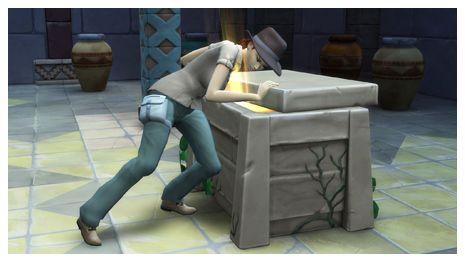 Sims 4 Jungle Avonturen lessen 20