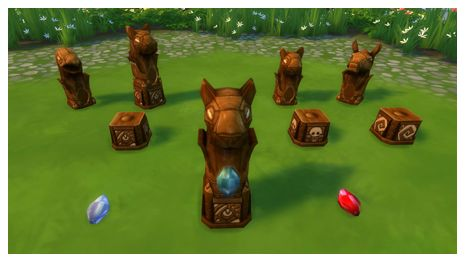Sims 4 Jungle Avonturen lessen 21