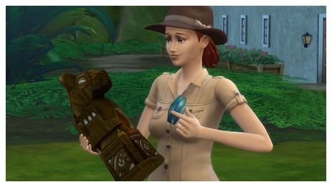 Sims 4 Jungle Avonturen lessen 24