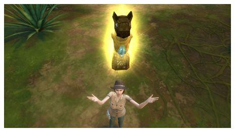 Sims 4 Jungle Avonturen lessen 25