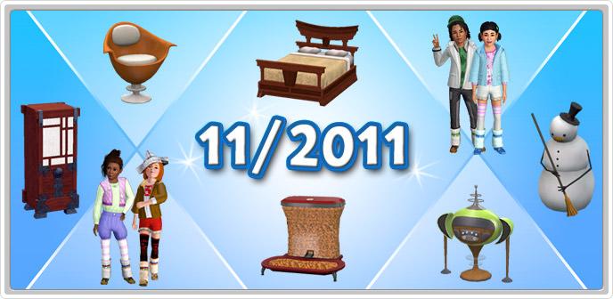 Combinatieset november 2011