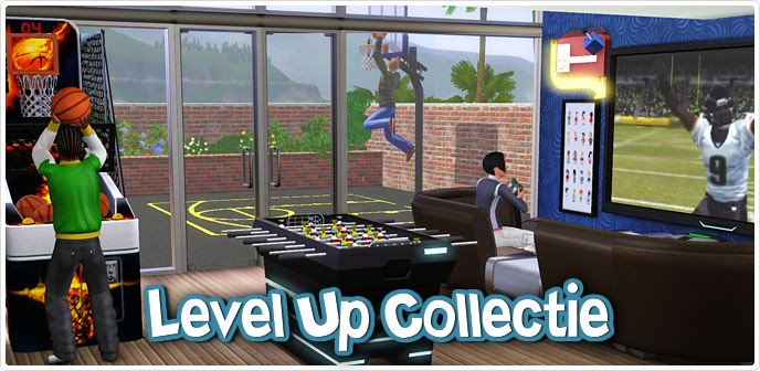 Level Up Collectie